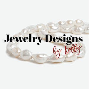 Jewelry designs by Kelly