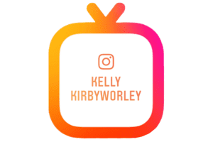 Kelly Kirby Worley IGTV